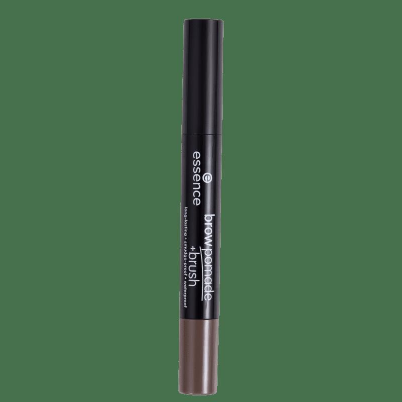 Essence Brow Pomade + Brush 03 - Pomada para Sobrancelha 1,2g