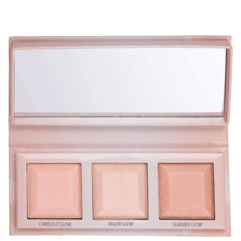 Essence Choose Your Glow - Paleta de Iluminador 18g