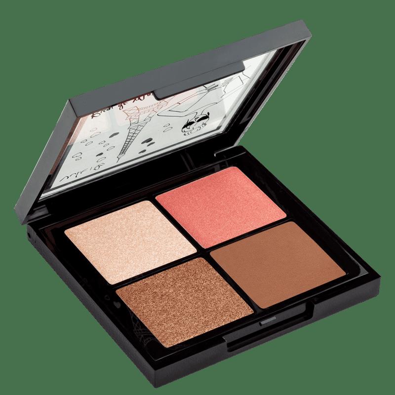 Vult Rica de Marré Lacríssima - Paleta de Maquiagem 12g