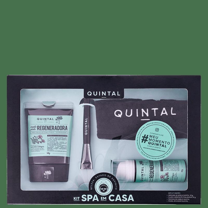 Kit Quintal SPA em Casa (4 Produtos)