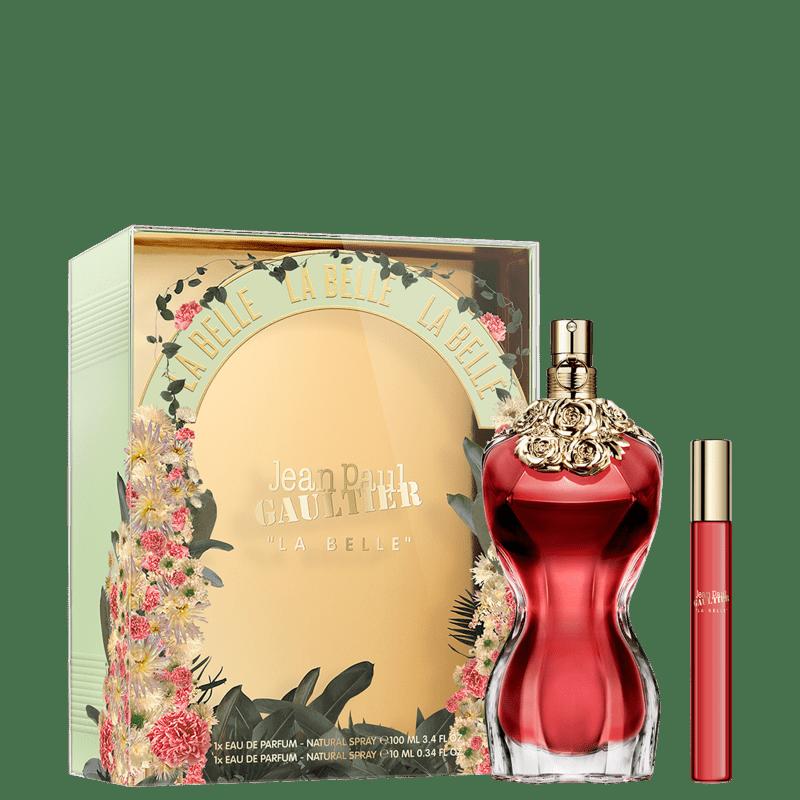 Conjunto La Belle Jean Paul Gaultier Feminino - Eau de Parfum 100ml + Travel Size 10ml