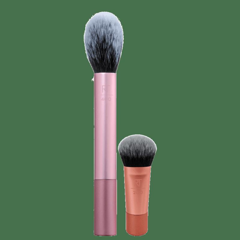 Kit Real Techniques Pincéis para Make (2 produtos)