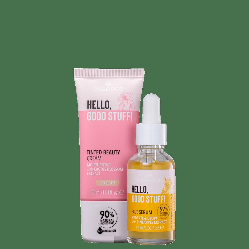 Kit Essence Cuidados Faciais (2 produtos)