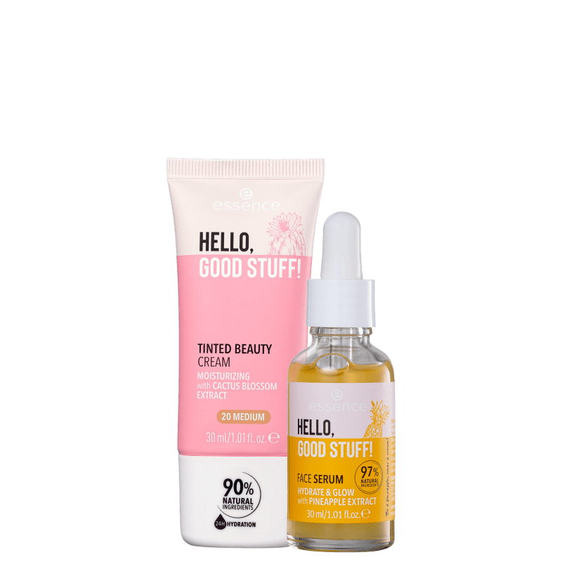 Kit Essence Face Iluminada (2 produtos)