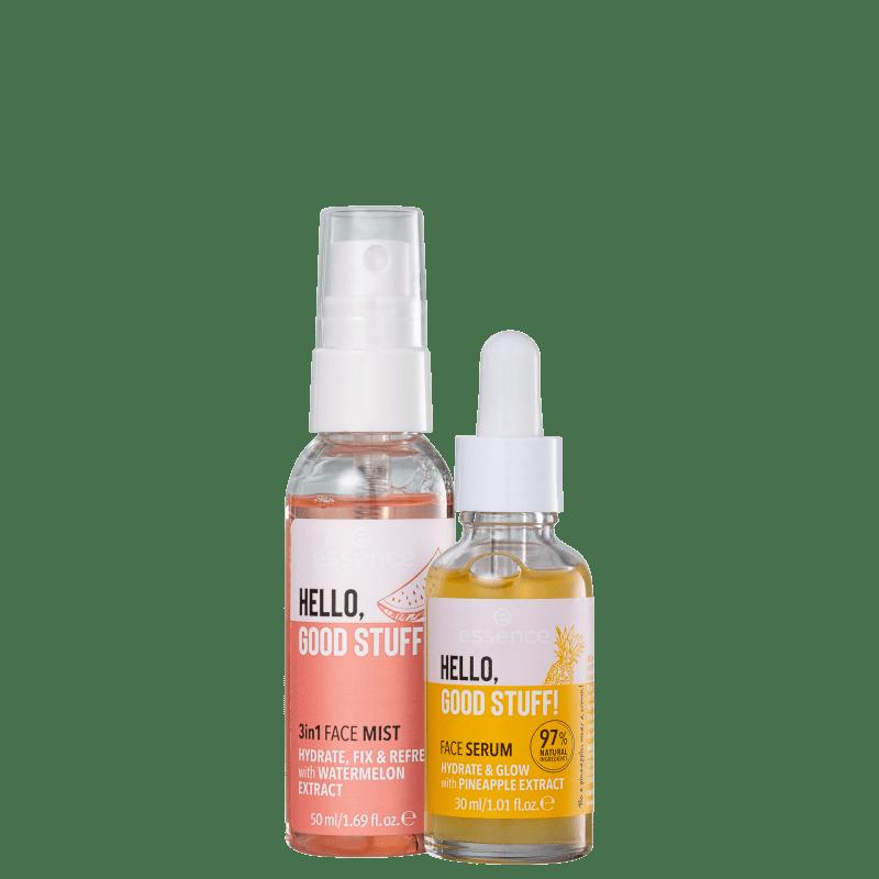Kit Essence Glow Facial (2 produtos)