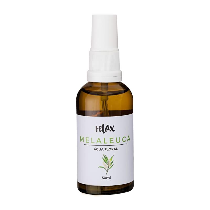 Relax Cosméticos Melaleuca Tea Tree - Água Floral Natural 50ml