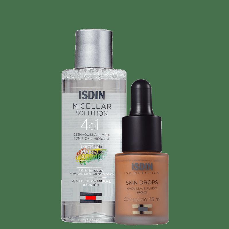 Kit ISDIN Face Beauty (2 produtos)