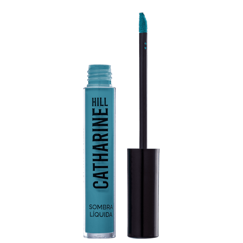 Catharine Hill To Color Turquesa - Sombra Líquida 3,7ml