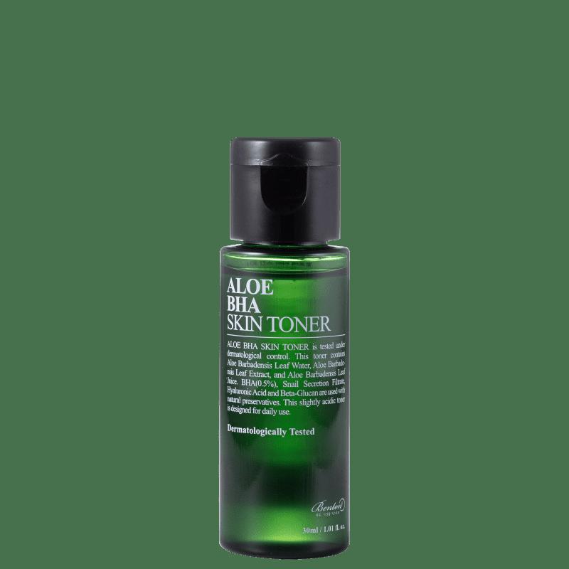 Benton Aloe BHA - Tônico Facial 30ml