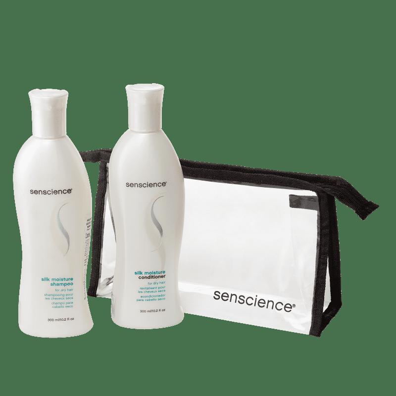 Kit Senscience Silk Moisture Essential (2 Produtos)