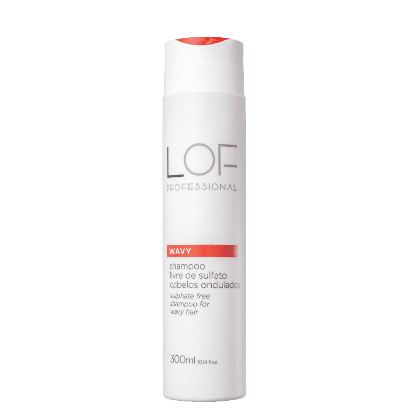 LOF Professional Wavy - Shampoo 300ml
