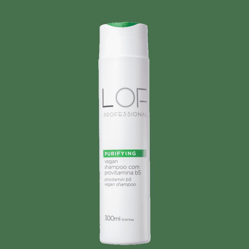 LOF Professional Purifying Vegan - Shampoo 300ml