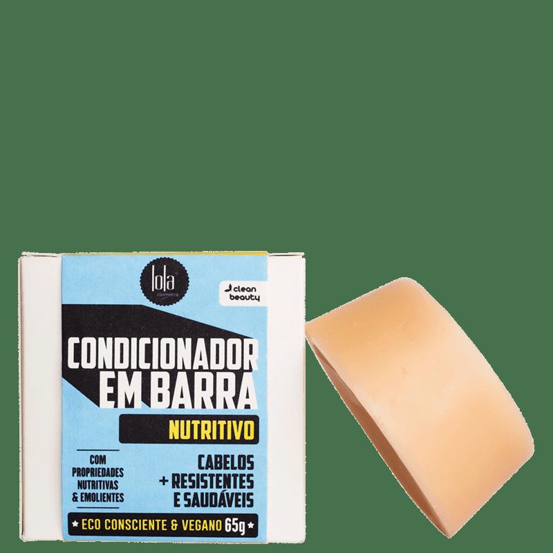 Lola Cosmetics Nutritivo - Condicionador em Barra 90g