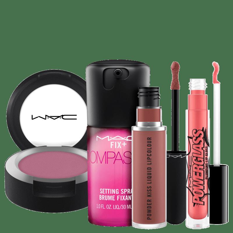 Kit M.A.C Perfect Make Up (4 produtos)