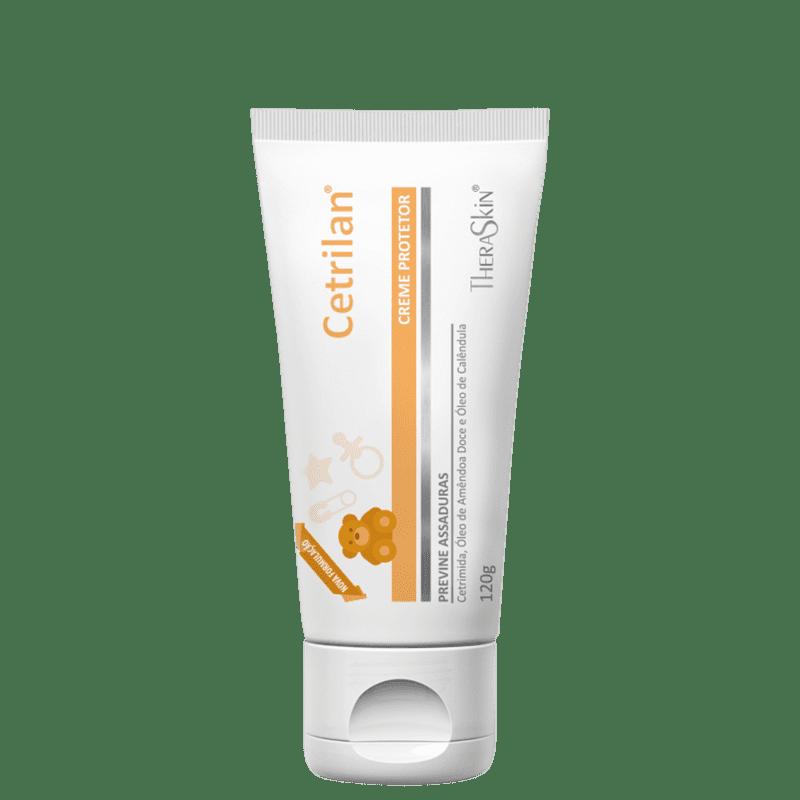 TheraSkin Cetrilan Creme Protetor - Creme para Assaduras 120g