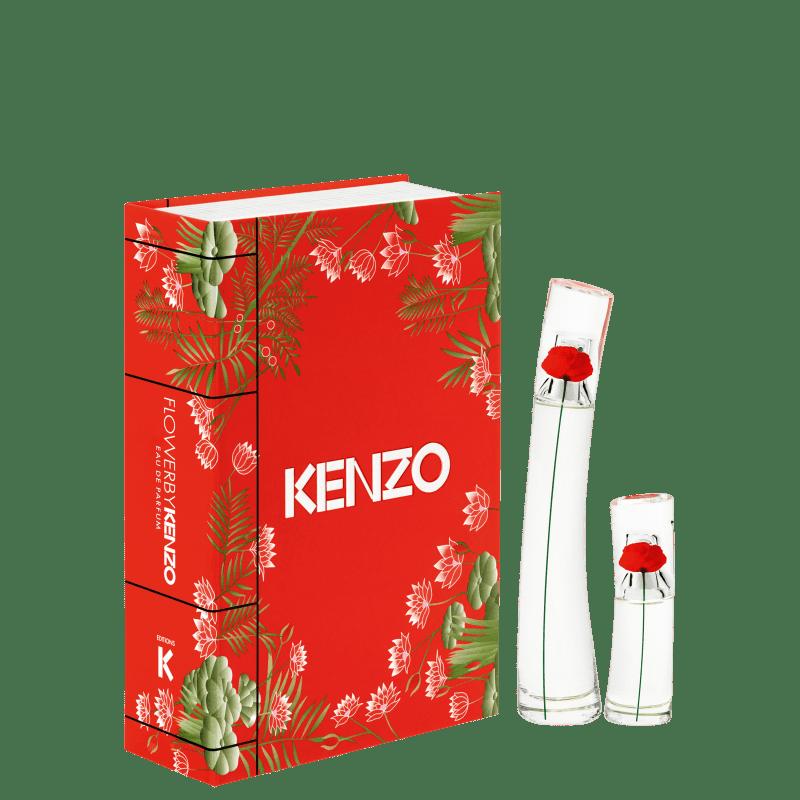 Conjunto Flower by Kenzo Feminino - Eau de Parfum 50ml + Travel Size 15ml