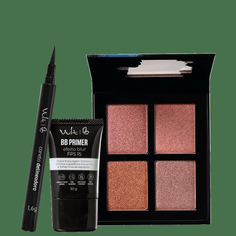 Kit Vult Make Glam (3 produtos)
