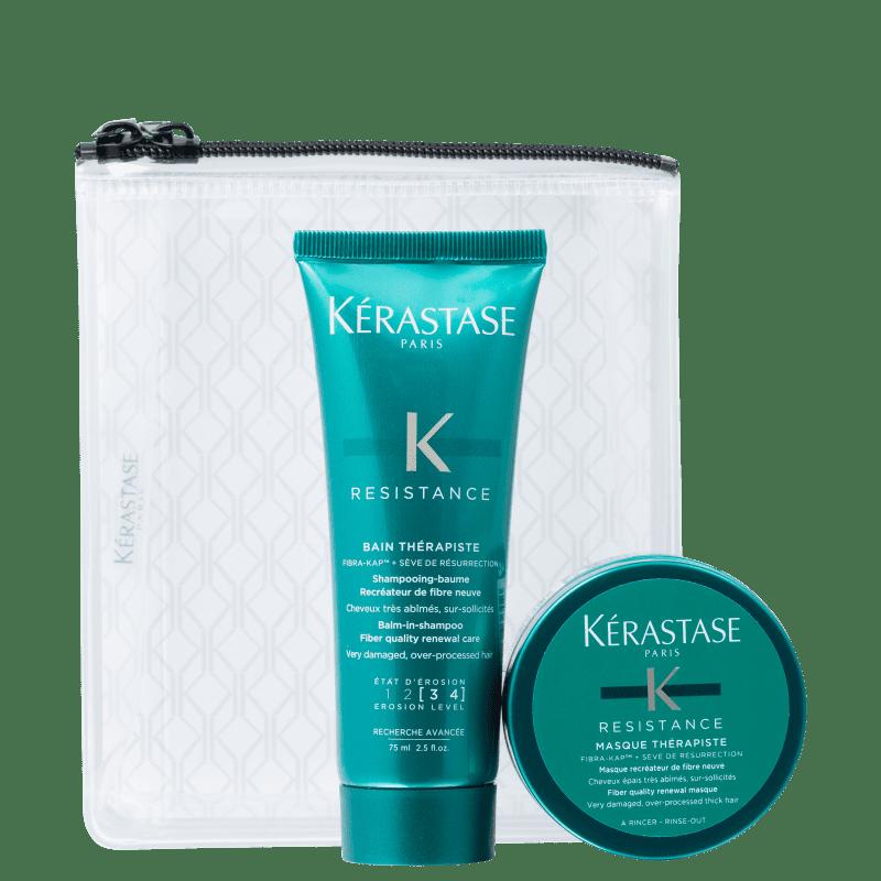 Kit Kérastase Résistance Therapiste Mini Duo (2 Produtos)
