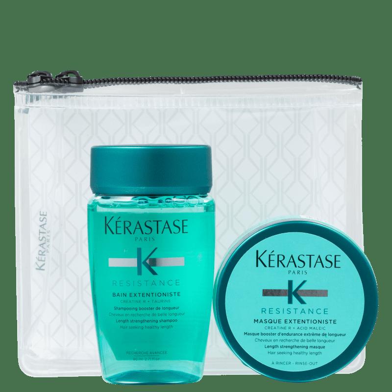 Kit Kérastase Résistance Extentioniste Mini Duo (2 Produtos)
