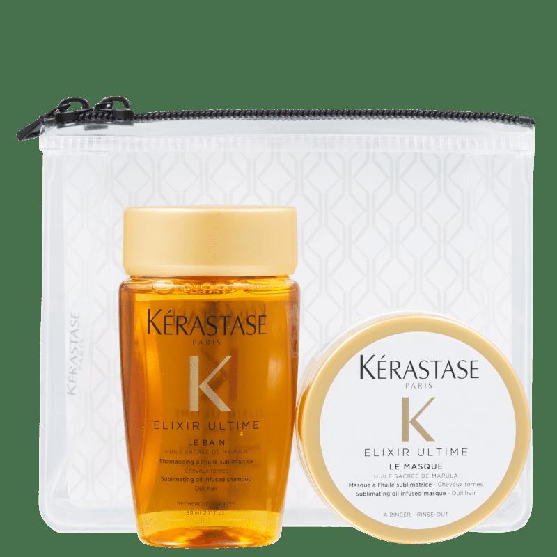 Kit Kérastase Elixir Ultime Mini Duo (2 Produtos)