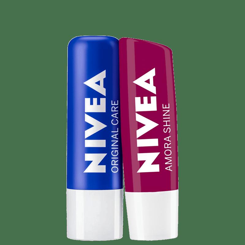 Kit NIVEA Perfect Lips (2 produtos)
