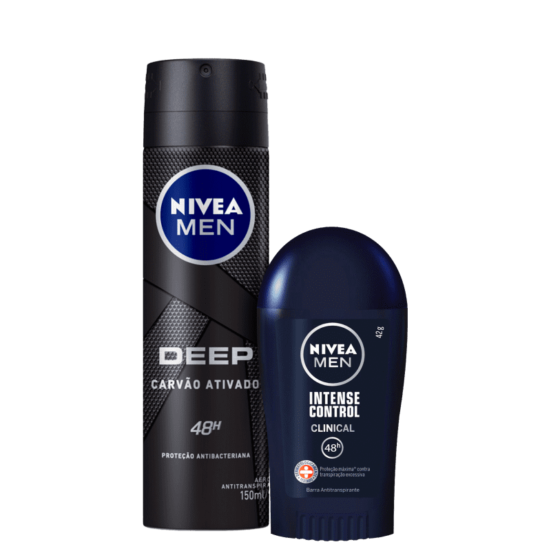 Kit NIVEA Men Proteção Total (2 Produtos)