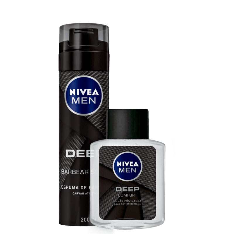 Kit NIVEA Barba (2 Produtos)