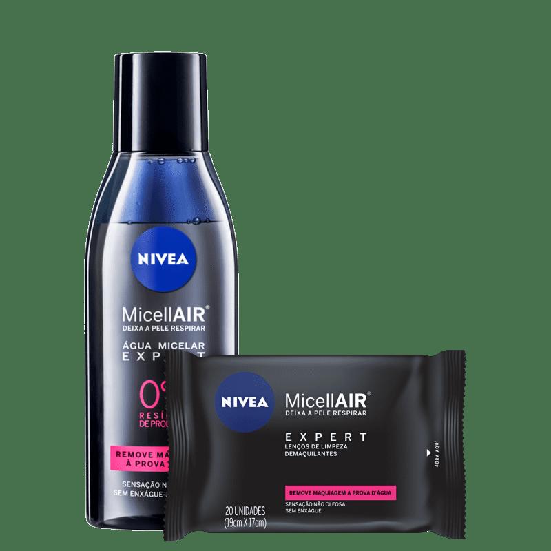 Kit NIVEA MicellAIR Expert Limpeza (2 Produtos)