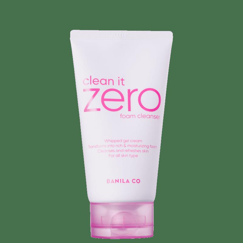 Banila Co Clean it Zero Foam Cleanser - Espuma de Limpeza Facial 150ml