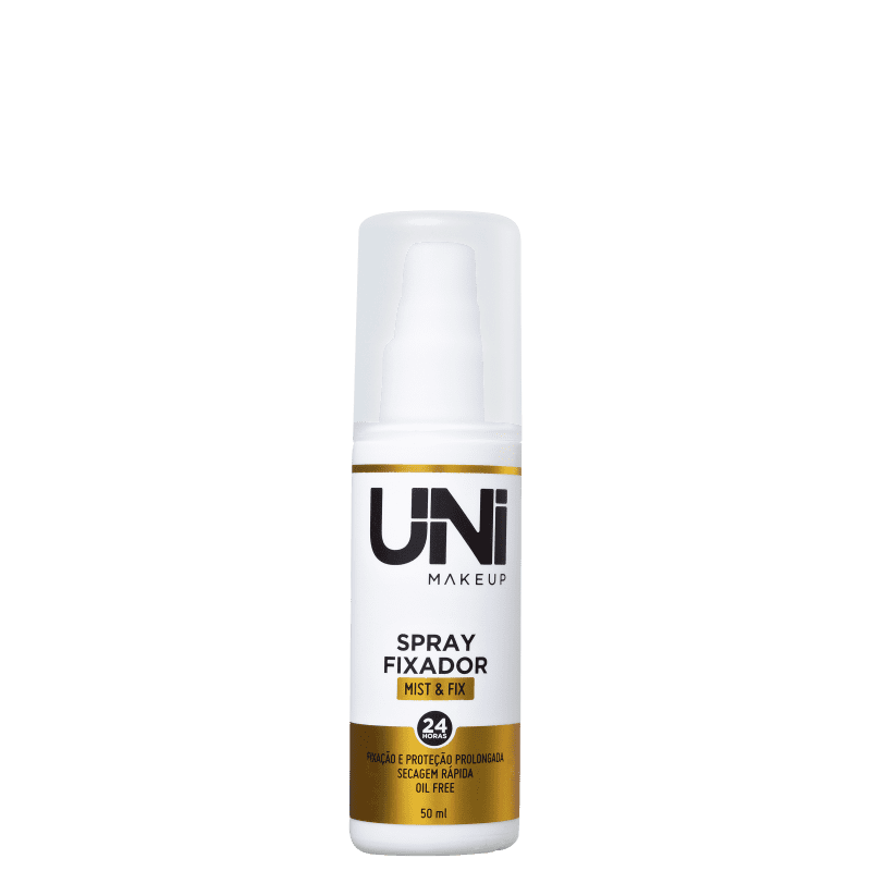 UNImakeup Mix & Fix - Fixador de Maquiagem em Spray 50ml
