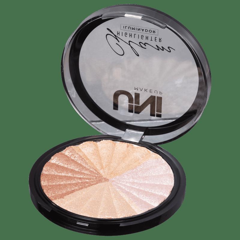 UNImakeup Glam Highlighter - Iluminador 9g