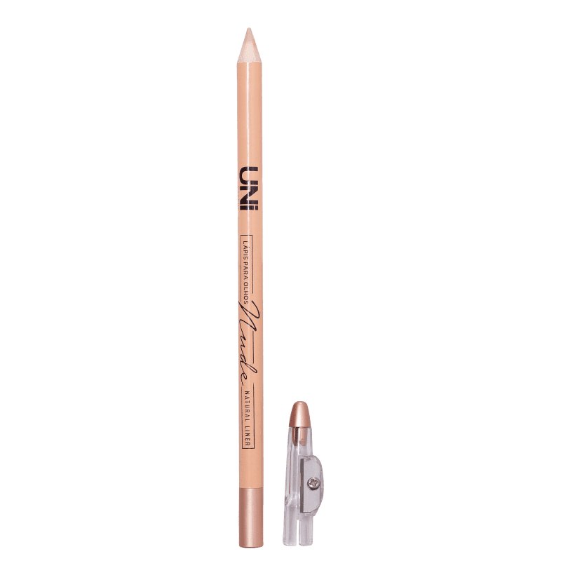 Lápis de Olho UNImakeup Natural Liner Nude 1,2g