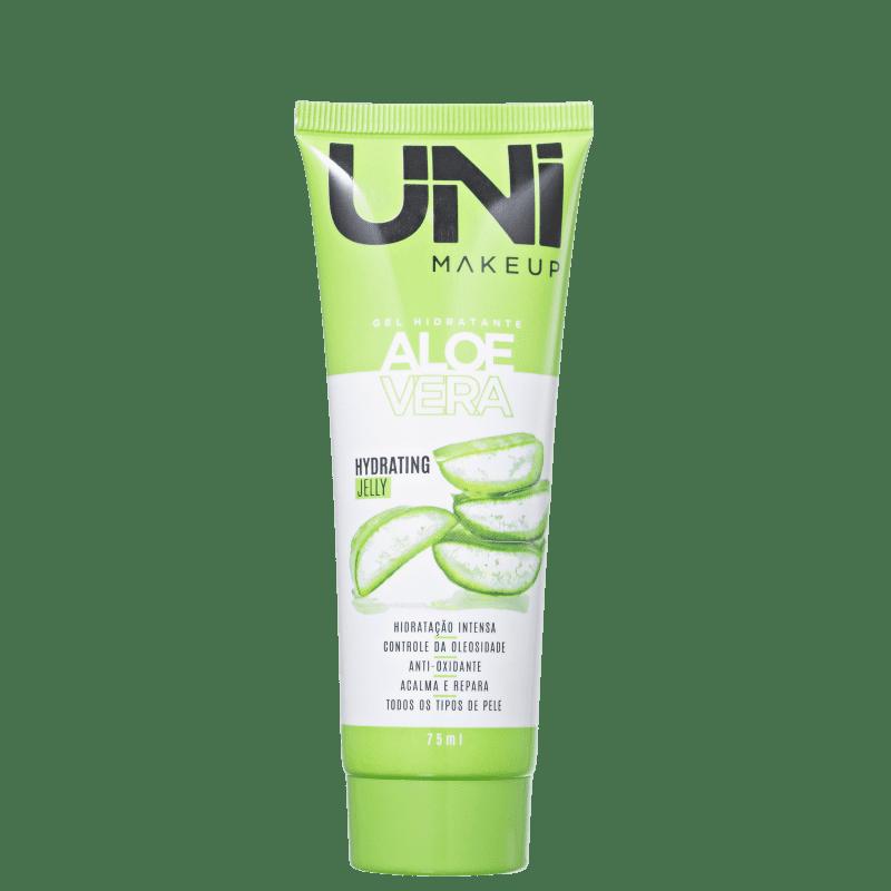 UNImakeup Aloe Vera - Gel Hidratante Facial 75ml