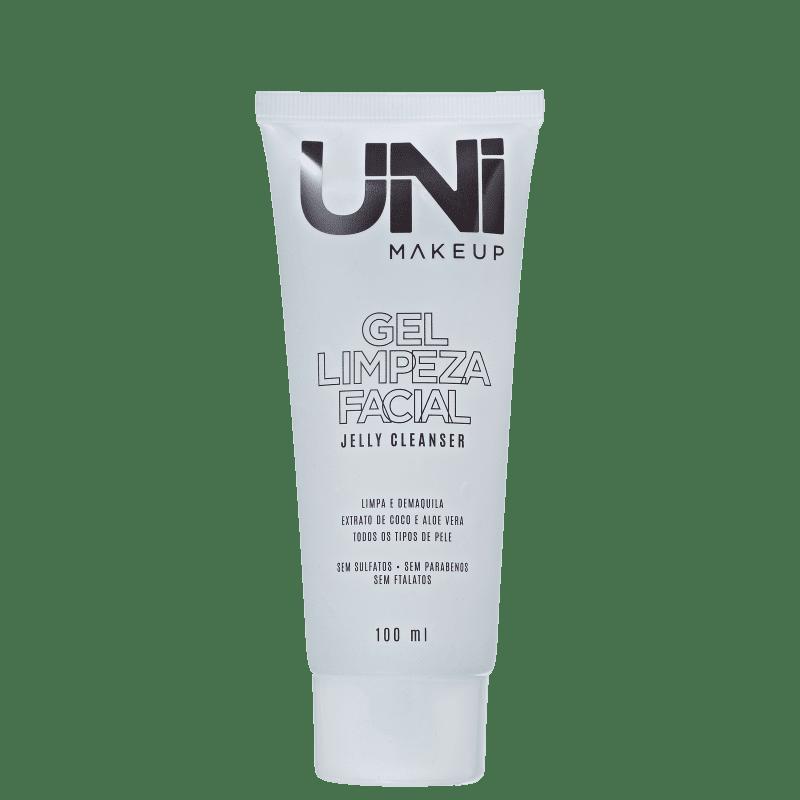 Gel de Limpeza Facial UNImakeup Jelly Cleanser 100ml