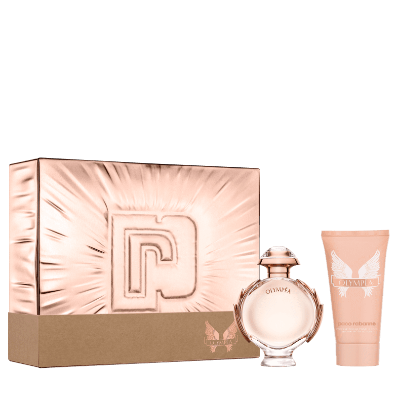 Conjunto Olympéa Paco Rabanne Feminino - Eau de Parfum 50ml + Hidratante Corporal 75ml