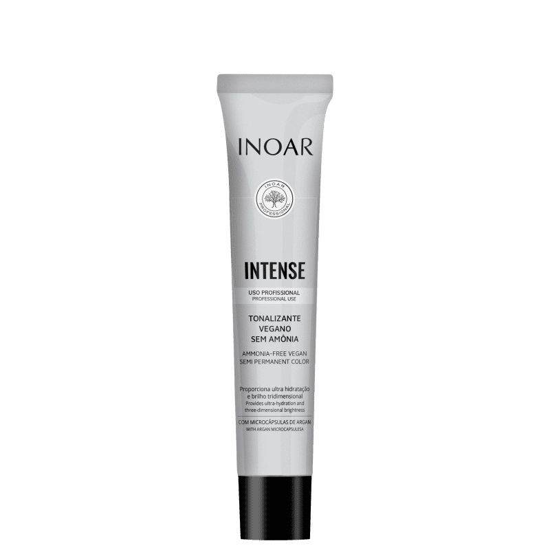 Inoar Intense Preto 1.0 – Tonalizante 50g