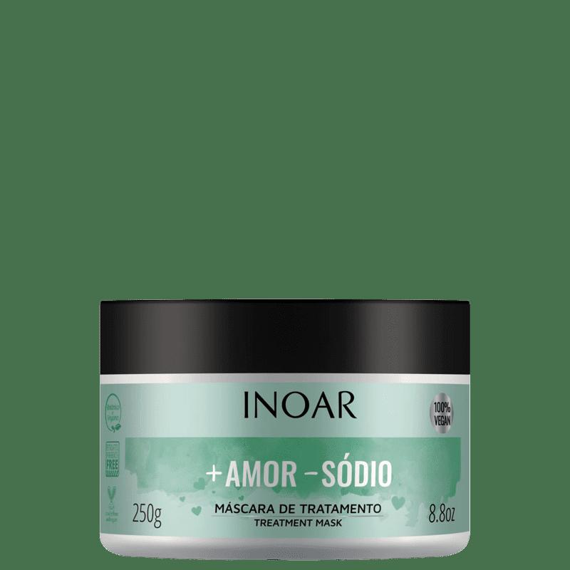 Inoar Mais Amor Menos Sódio – Máscara Capilar 250g