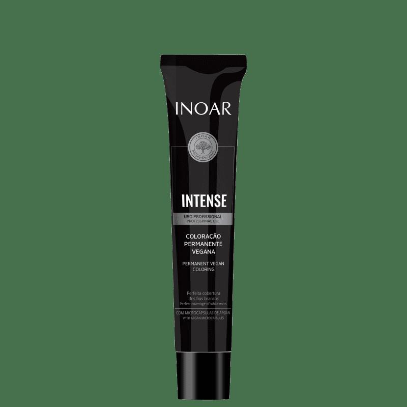 Inoar Intense Louro Ultraclaro Cinza Intenso 12.11 – Coloração 50g