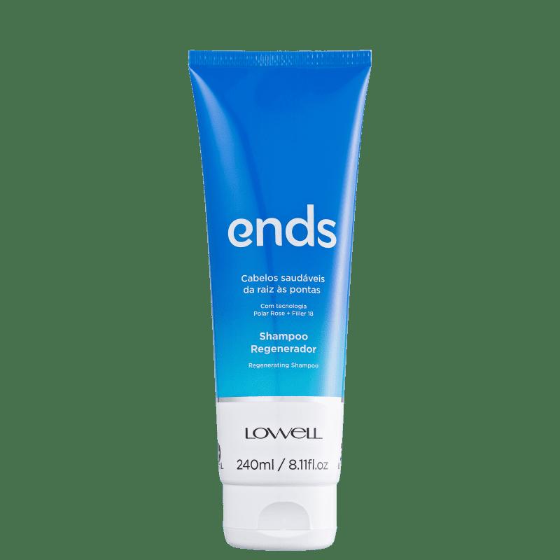 Lowell Ends Regenerador - Shampoo 240ml