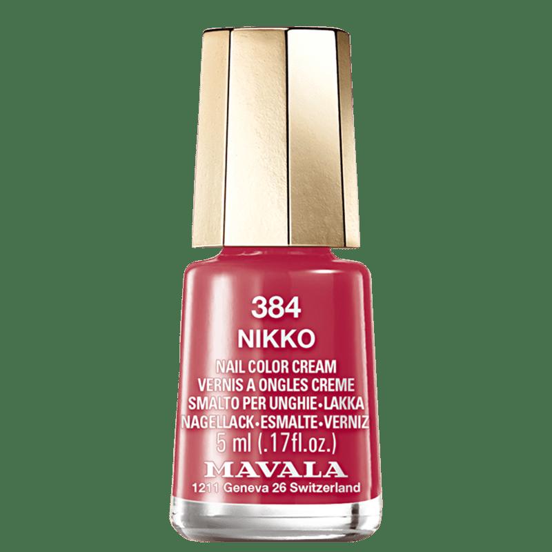 Mavala Mini Color Charming Color's 384 Nikko - Esmalte 5ml