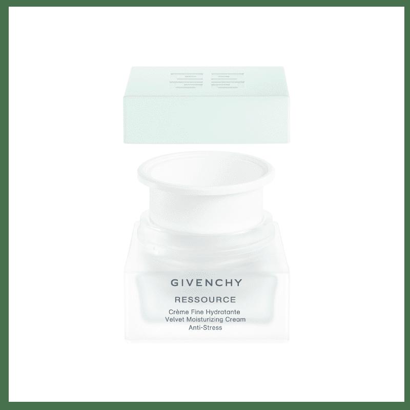 Givenchy Ressource Anti-Stress Velvet Refil - Creme Hidratante Facial 50ml