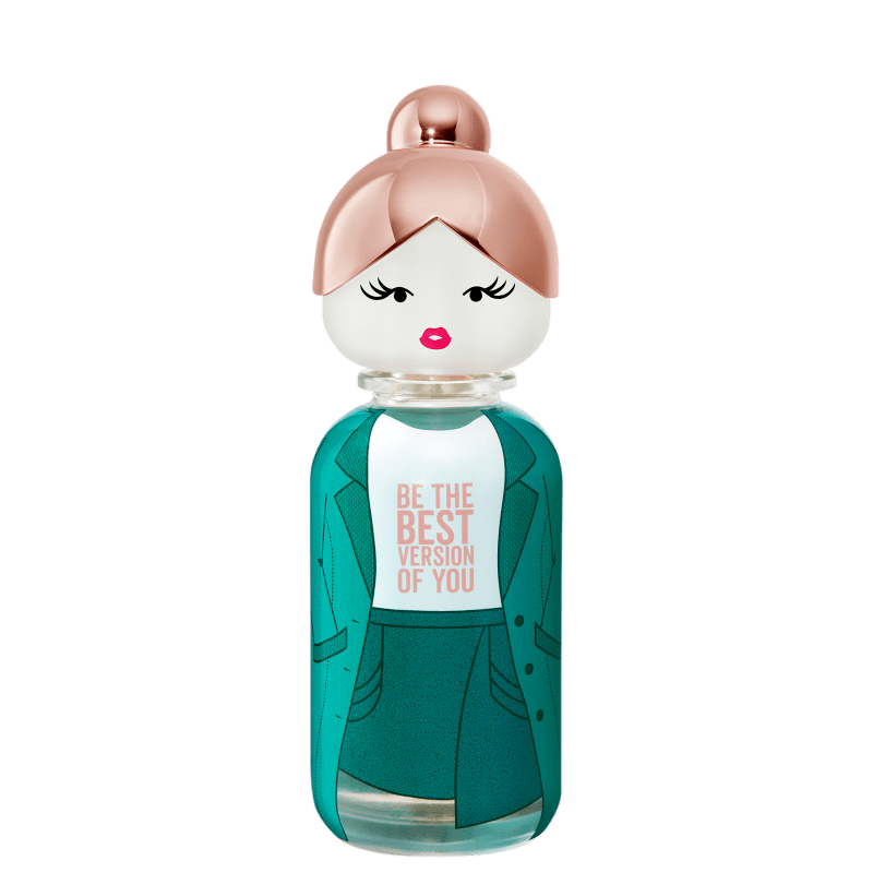 Conjunto Sisterland Green Jasmine Benetton Feminino - Eau de Toilette 80ml + Loção Corporal 75ml