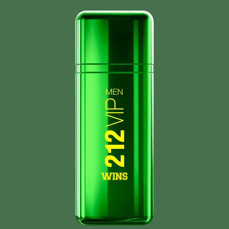 212 VIP Men WINS Carolina Herrera Eau de Parfum - Perfume Masculino 100ml