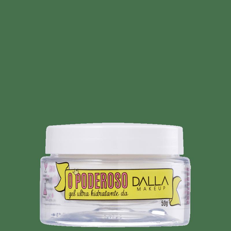 Dalla Makeup O Poderoso - Gel Hidratante Facial 50g