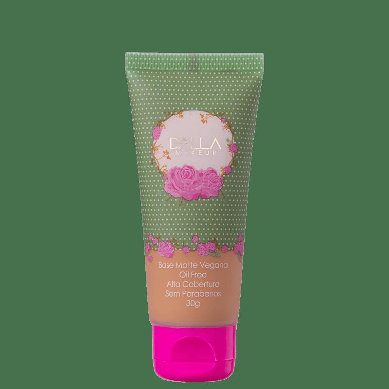 Dalla Makeup Efeito Matte 11 - Base Líquida 30g