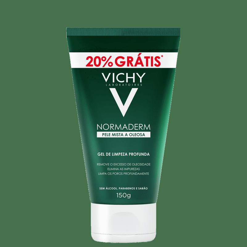 Vichy Normaderm - Gel de Limpeza Facial 150g