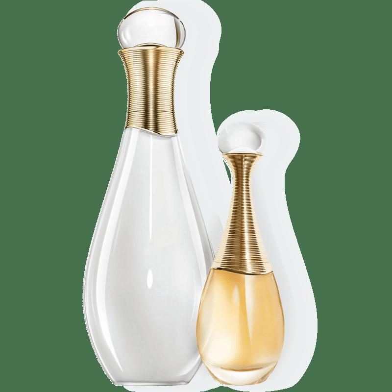 Conjunto Dior J'adore Lait Sublime Feminino - Eau de Parfum 50ml + Loção Hidratante 200ml
