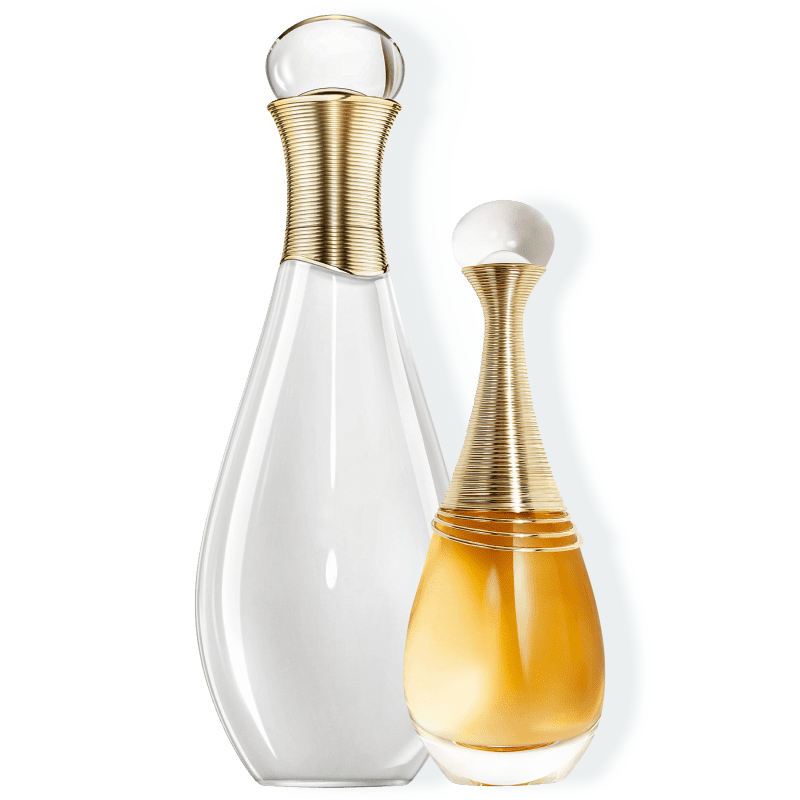 Kit Dior J'adore Infinissime Lait Sublime Feminino - Eau de Parfum 50ml + Loção Hidratante 200ml