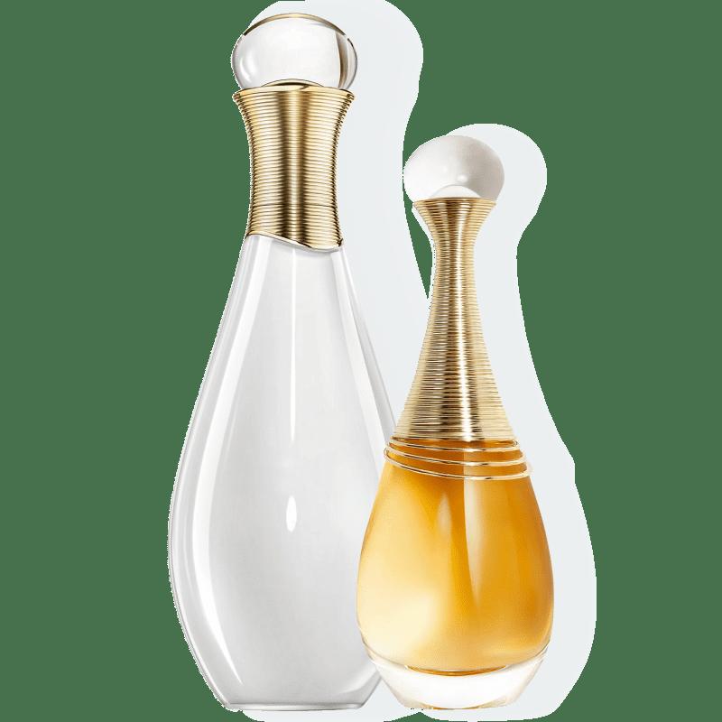 Kit J'Adore Infinissime Sublime Dior Feminino - Eau de Parfum 100ml + Loção Hidratante 200ml