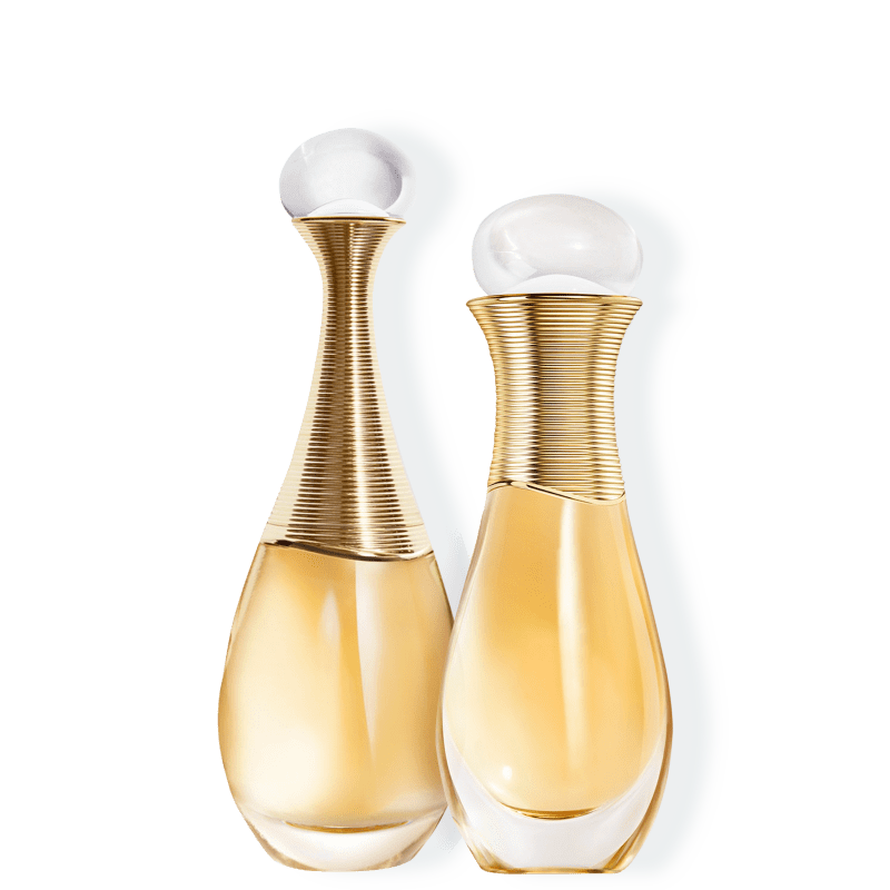Conjunto J'adore Roller-Pearl Small Dior Feminino - Eau de Parfum 30ml + Eau de Parfum 20ml